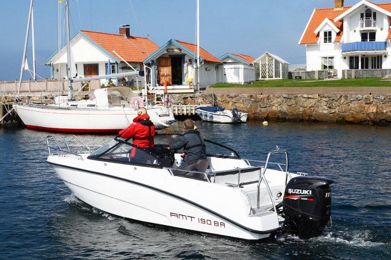 AMT Båtar 190BR